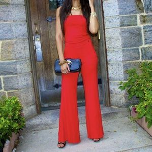 💄Red Guess Jumpsuit💄